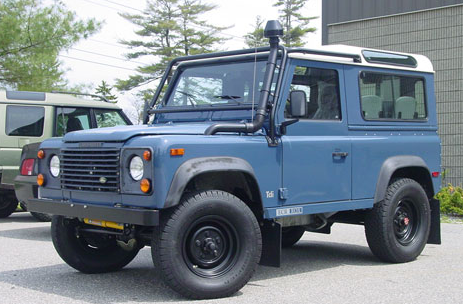 1997 Defender 90 NAS Station Wagon