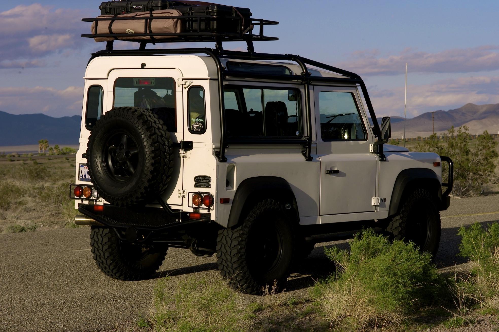 Manhattan Land Rover >> FOCUS ON THE DONUT